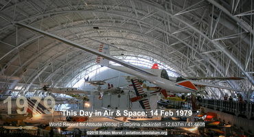 Grob Astir CS - National Air & Space Museum, Chantilly, VA