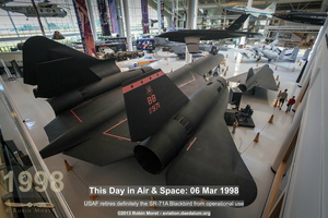Lockheed SR-71A #971 - Evergreen  Air Museum, McMinnville, OR