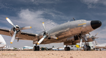 Lockhhed C-121A Super Constellation