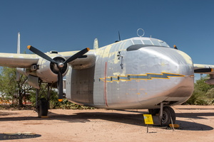 Fairchild C-82A Packet