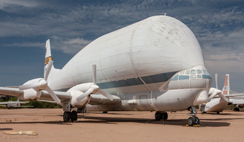 Aero Spacelines Super Guppy 377-SG