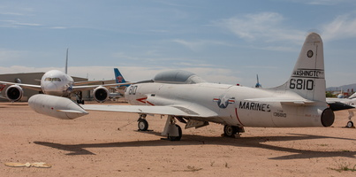 Lockheed TV-2 / T-33B Shooting Star USMC