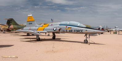 Northrop F-5B Tiger II Freedom Fighter
