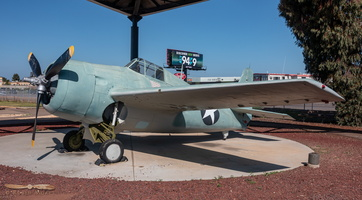 General Motors (Grumman) FM-2 Wildcat