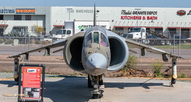 Hawker Siddeley AV-8C Harrier
