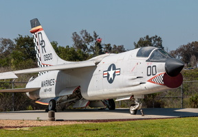 Chance-Vought F8U-2NE / F-8E Crusader II