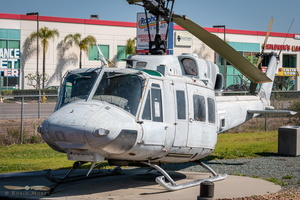 "Bell UH-1N Iroquois ""Huey"" (Model 212)"
