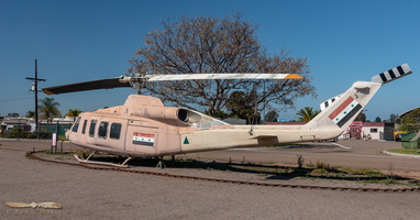 Bell 214ST Iraqi Air Force