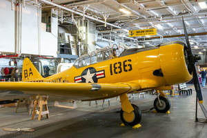 North American SNJ-5 Texan (T-6D)