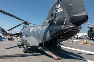 Boeing Vertol HH-46D Sea Knight