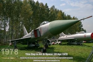Sukhoi Su-15 Flagon - Central Museum of VVS, Monino, RU