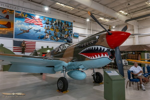 Curtiss TP-40N Warhawk
