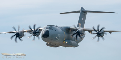 A400M Tactical Display