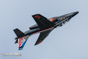 Alphajet Solo Display 2019 colours