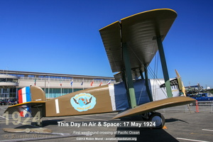 Douglas World Cruiser replica - Museum of Flight, Seatlle, WA