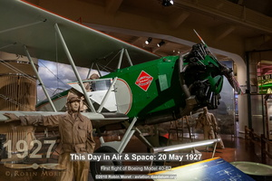 Boeing 40-B2 - Henry Ford Museum, Dearborn, MI