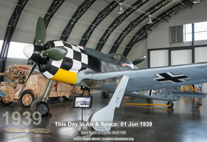 Focke Wulf Fw190 A - Military Aviation Museum, Virginia Beach, VA