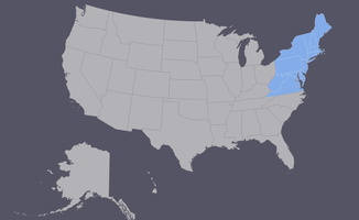 map-east-coast