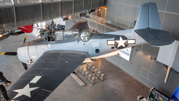 Grumman (General Motors) TBM-3 Avenger (replica)